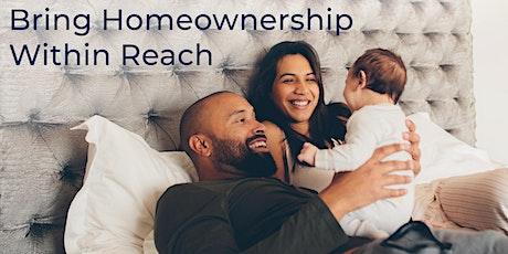 Bring Homeownership Within Reach, Houston, TX! tickets