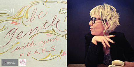 Virtual Calligraphy Demonstration Lecture with Anne Elser tickets