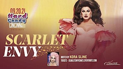 Hard Candy Cincinnati with Scarlet Envy tickets