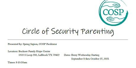 Buckner Family Hope Center Circle Security tickets