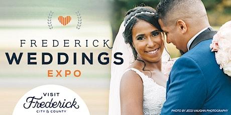 Frederick Weddings Expo 2021 tickets