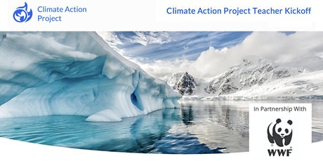 Climate Action Project Teacher Kickoff Meeting tickets