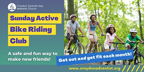 Sunday Active Cycling Club tickets