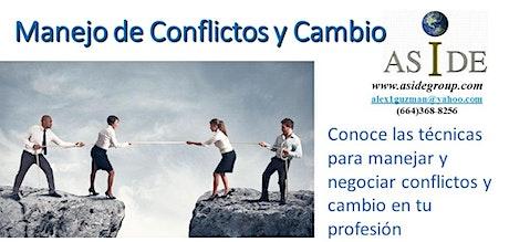 Manejo de Conflictos y el cambio (septiembre 24 @ 15:00) ZOOM entradas