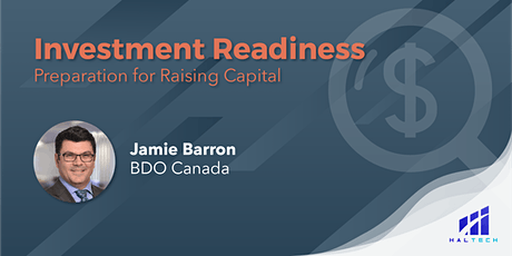 Investment Readiness Series: Preparation for Raising Capital tickets