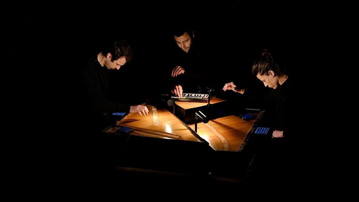 Image pour Festival INNOVASOUND | Quatuor Akilone (17h) – TOVEL (20h)