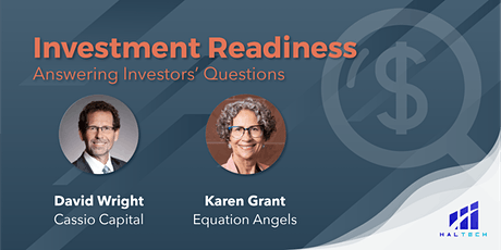 Investment Readiness Series: Answering Investors' Questions tickets