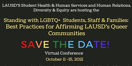 Standing with LGBTQ Student Staff and Families tickets
