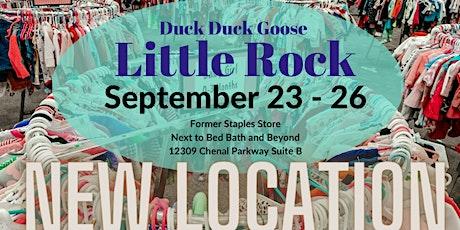 Duck Duck Goose Little Rock Fall/Winter Kids Sale tickets