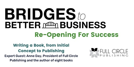 Writing a book, from initial concept to publishing Tickets
