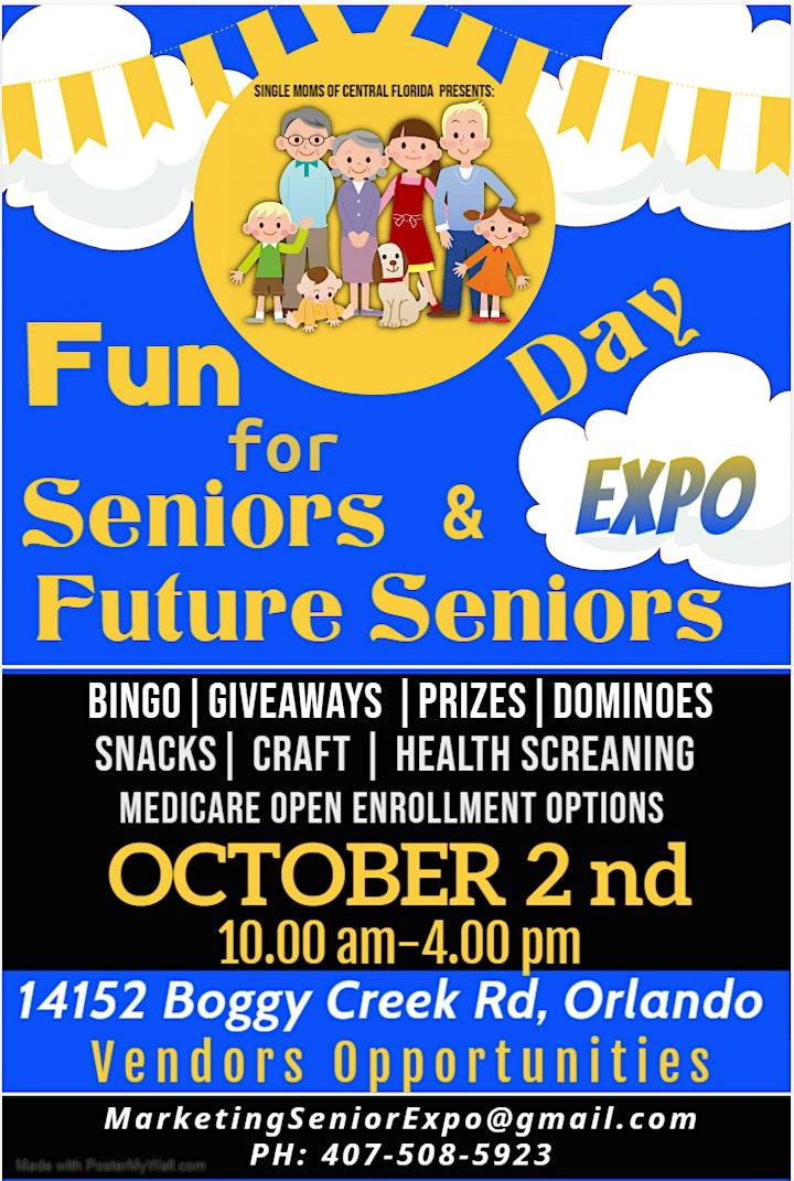Fun for Seniors and Future Seniors Expo image