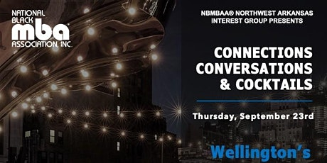 Connections, Conversation & Cocktails tickets