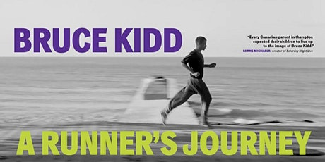 Book Launch - A RUNNER'S JOURNEY by Bruce Kidd tickets
