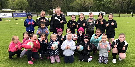 Ballymena Girls Minis Rugby Give It A Try tickets