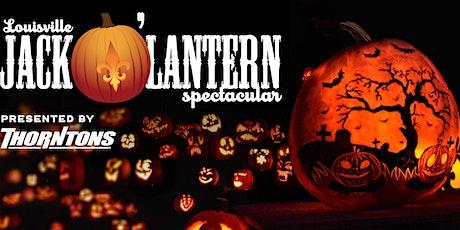 Jack O'Lantern Spectacular tickets