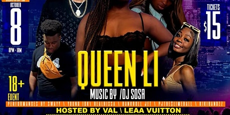 Queen Li Album Release tickets