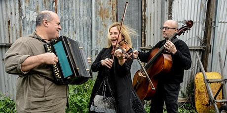 Veretski Pass Klezmer Trio: IN PERSON OR LIVE-STREAMED tickets