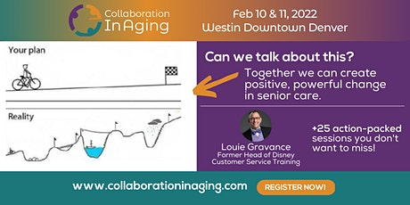 Collaboration In Aging tickets