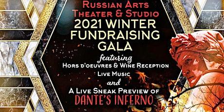 Russian Arts Theater 2021 Winter Fundraising Gala tickets