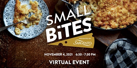 Small Bites with Sargento tickets