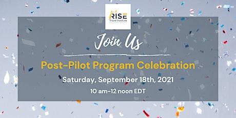 RISE Travel Institute Post-Pilot Program Celebration tickets