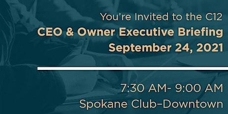 C12 Inland Northwest Executive Briefing tickets