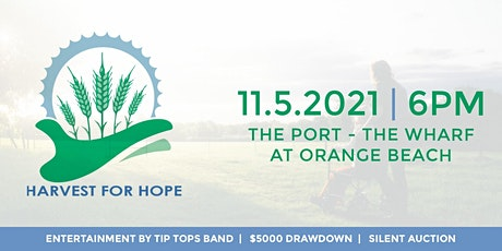 Community Hospice Foundation Harvest For Hope Fundraiser tickets