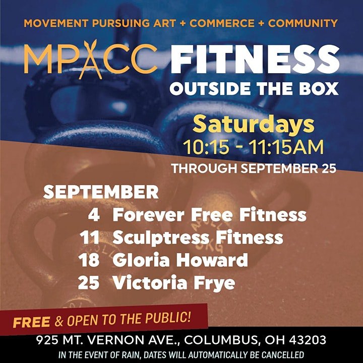 Fitness Outside the Box image