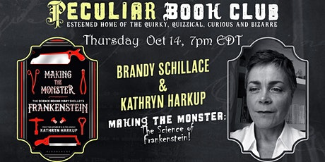 Oct 14: Making Monsters  with Kathryn Harkup! tickets