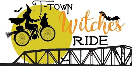 T-Town Witches Ride tickets