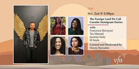 The Foreign Land We Call Canada: Immigrant Stories tickets