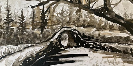 Nature Drawing at Blithewold: October 28: Texture on Branches tickets