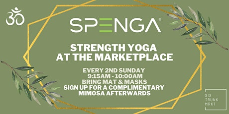 SPENGA Fitness Every Second Sunday at Sistrunk Marketplace - Sept 12th tickets
