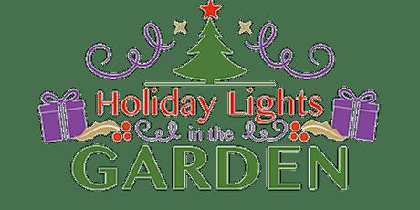 Holiday Lights December 04, 2021 5:30 PM tickets