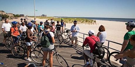 Guided Bike Tour: Robert Moses' Impact on the Rockaway Peninsula tickets