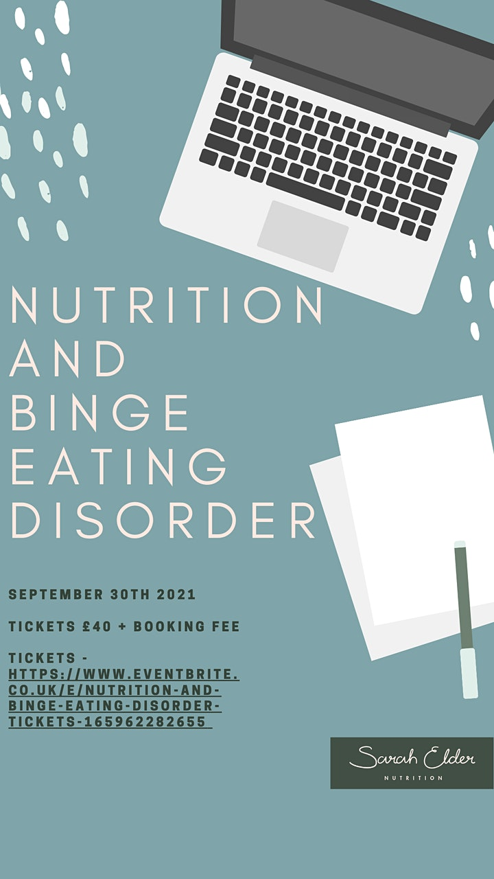 Nutrition and Binge Eating Disorder image