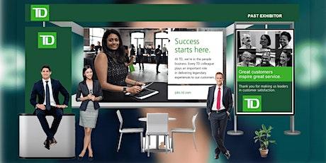 Brampton Virtual Job Fair - Tuesday, October 26th, 2021 tickets