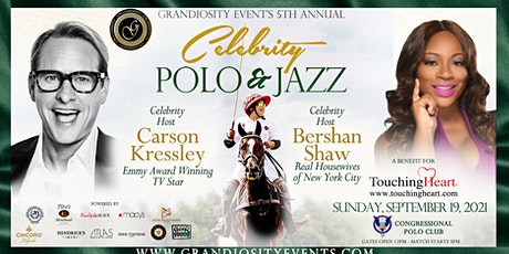 Grandiosity Events 5th annual Celebrity charity Polo & Jazz tickets