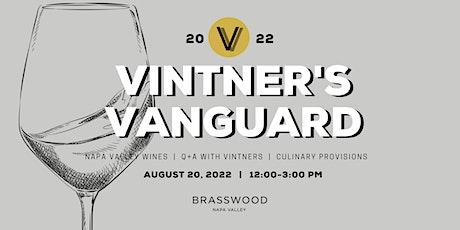 Vintner's Vanguard 2022 tickets