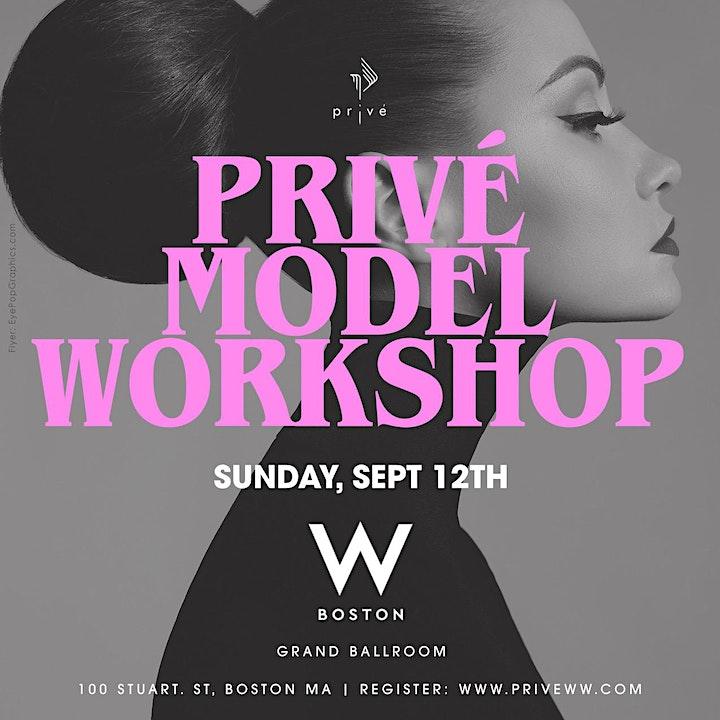 Privé Model Workshop image