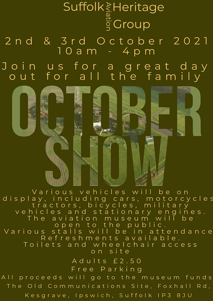 October Show image