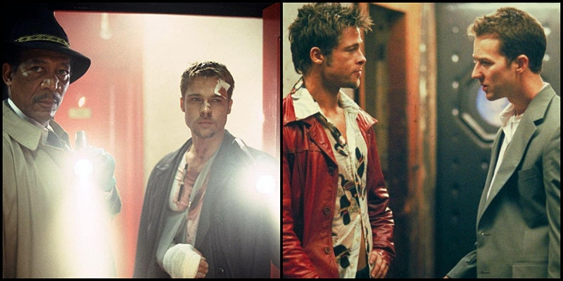 """""""SE7EN"""" and """"Fight Club"""" Double Feature"""