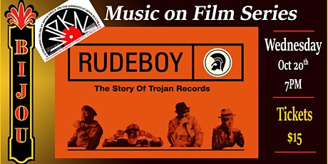 WPKN's Music on Film Series - Rudeboy: The Story of Trojan Records tickets