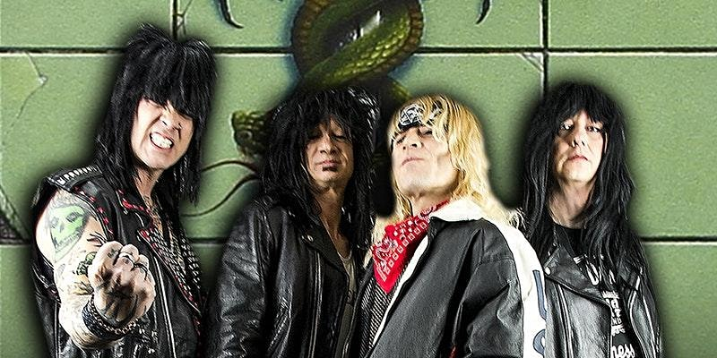 Wrëking Crüe – The Mötley Crüe Experience   SELLING OUT – BUY NOW!