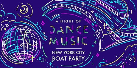 THE #1 EDM BOAT PARTY Presents TRANCE Music BOAT tickets