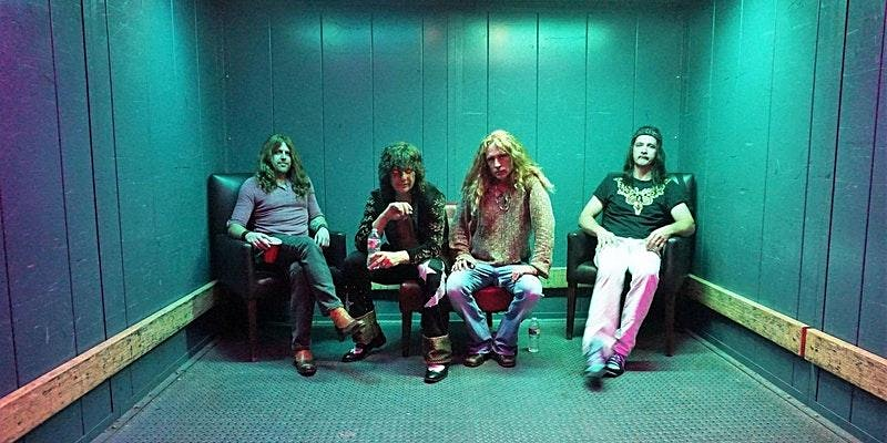 NO QUARTER: The Tribute to Led Zeppelin's Legacy