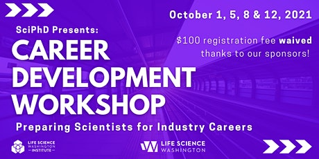 Preparing Scientists for Industry Careers: Career Development Workshop tickets