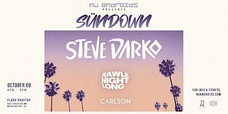 Nü Androids Presents SünDown: Steve Darko (21+) tickets
