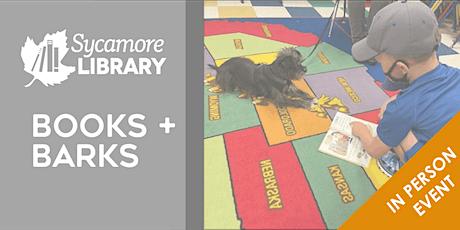 Books & Barks tickets