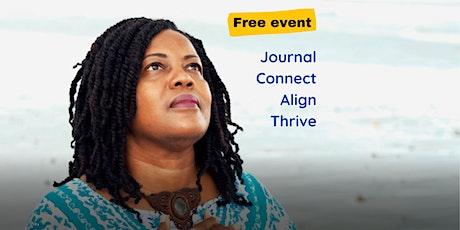 Online class: Spiritual  Journaling with Dawn James tickets
